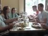Abendessen im Bierhaus en dr Salzgass