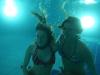 Mädels unter Wasser