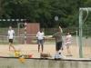 Nochmal Badminton