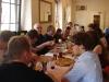 """Abendessen im \""""La Piazza\"""""""
